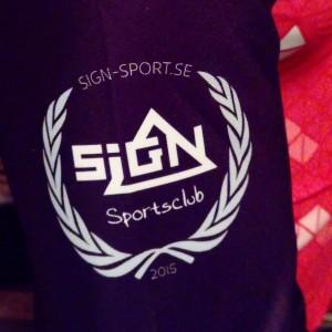 Sign Sportsclub