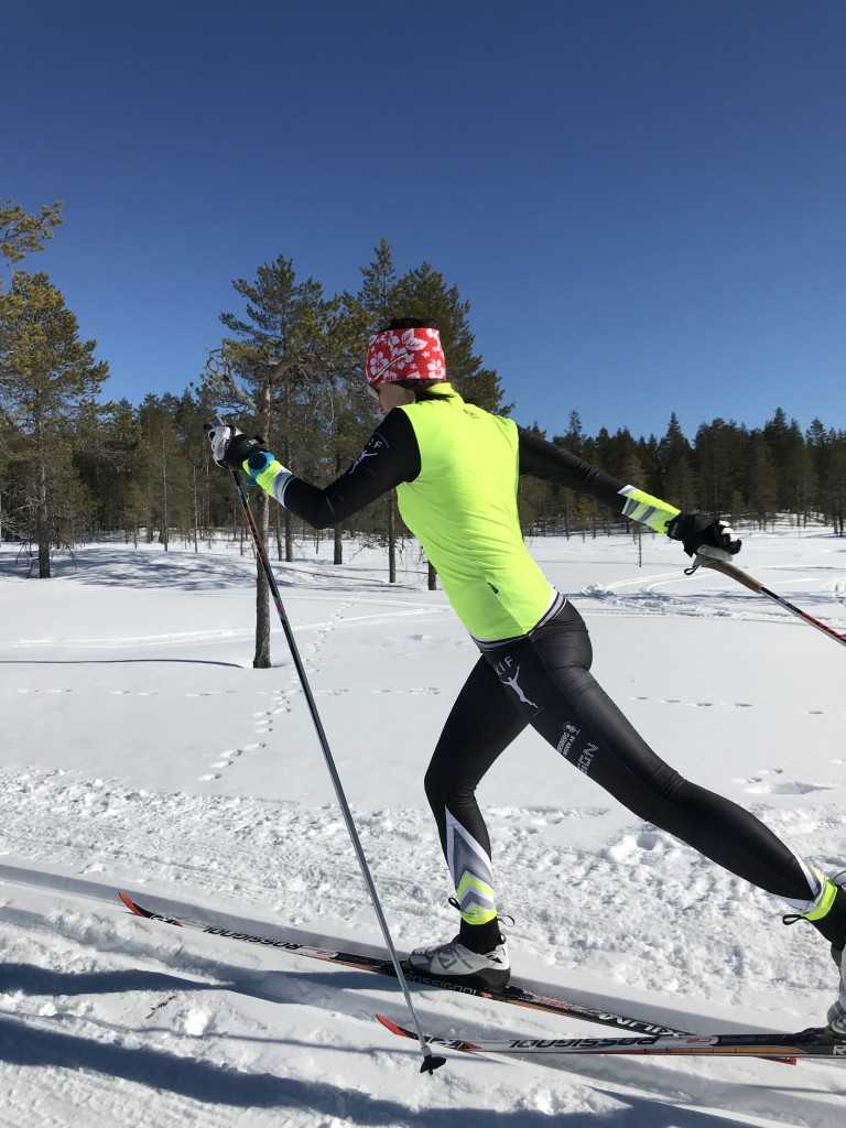 kif skidor