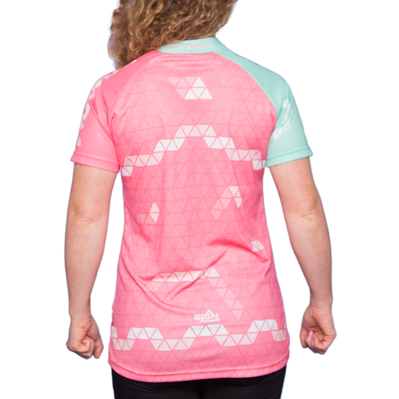 Ladies Sand Wicking T Shirt XS S XL or Vest XL Awdi Neoteric Sportswear